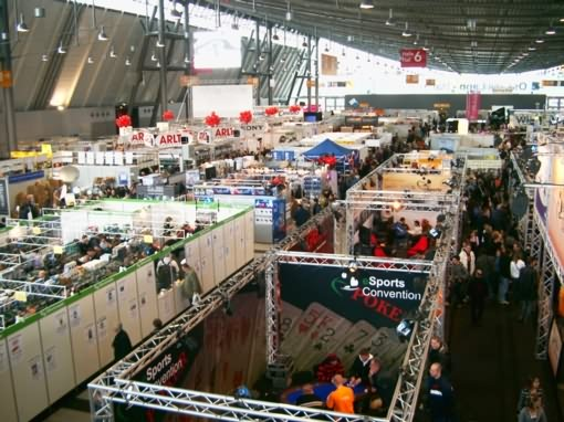 Messehalle 2007