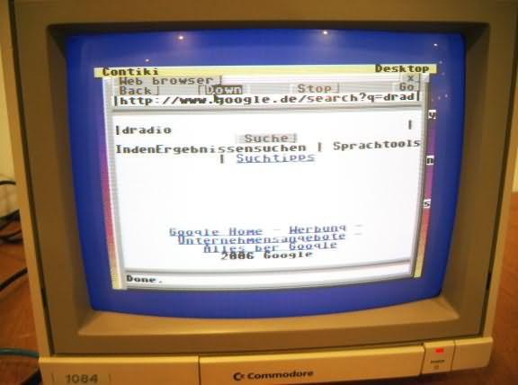 [Der C64 im Internet]