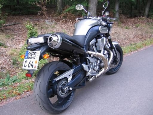 C64-Motorrad