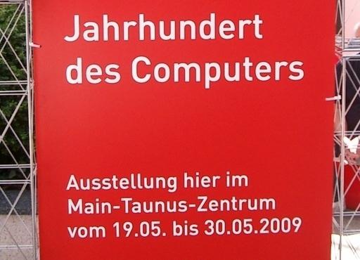 Jahrhundert des Computers (Ausstellung im MTZ)