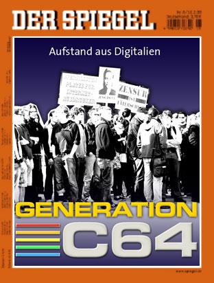 Spiegel: Generation C64