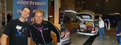 Letzter Tag auf der Hobby & Elektronik 2009