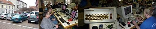 Bilder von der HomeCon V im Januar 2010