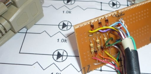RGBI auf RGBA Adapter