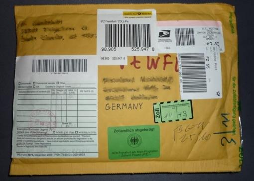 RGBI zu CGA - Umschlag
