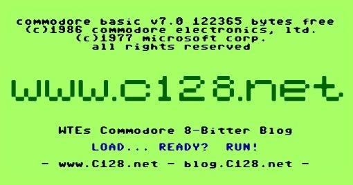 C128.net-Minianzeige für das LOAD-Magazin