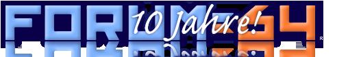 Forum64-Logo von Retrofan