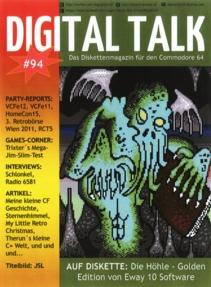 Faltblatt zur DT94 (Titelseite)