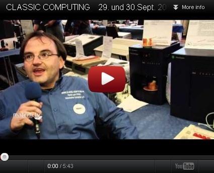 Video von der CC 2012 auf YouTube