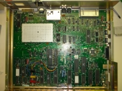 Mainboard Commodore C128DCR PCB ASSY NO. 250477 Rev. 2