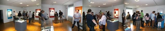 Ausstellungseröffnung Digitale Retrokultur