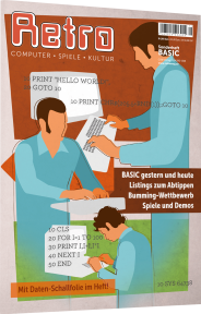 RETRO Sonderheft BASIC