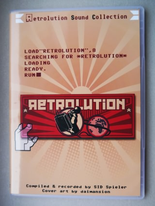Retrolution Sound Collection (Vorderseite)