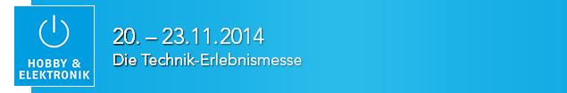 Logo der Hobby & Elektronik 2014