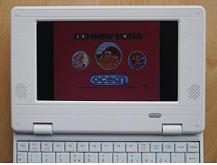 C64p Donky Kong 2