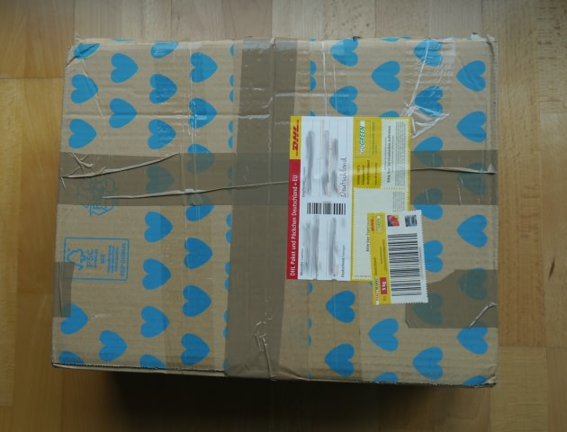Große Kiste