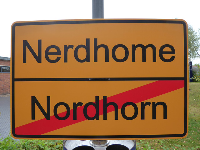 Nerdhome in Nordheim