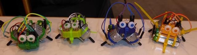 Kaibibo Mini-Bots