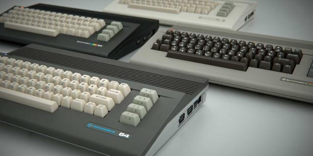 Neue C64 Gehäuse (iComp)