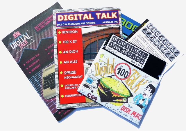 Digital Talk #100 Send