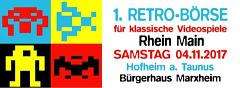 Logo der Retro Börse Rhein-Main