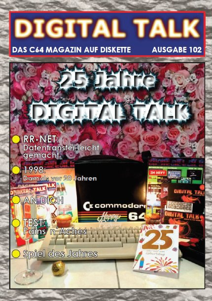 Digital Talk Heft-Cover, Ausgabe102
