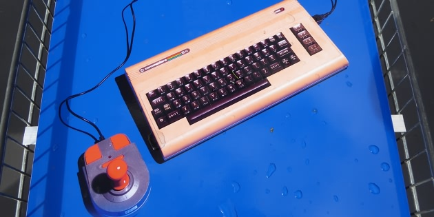 Computer der Einheit