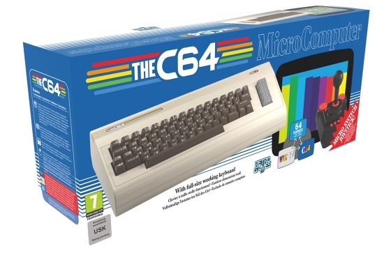 TheC64 Verpackung