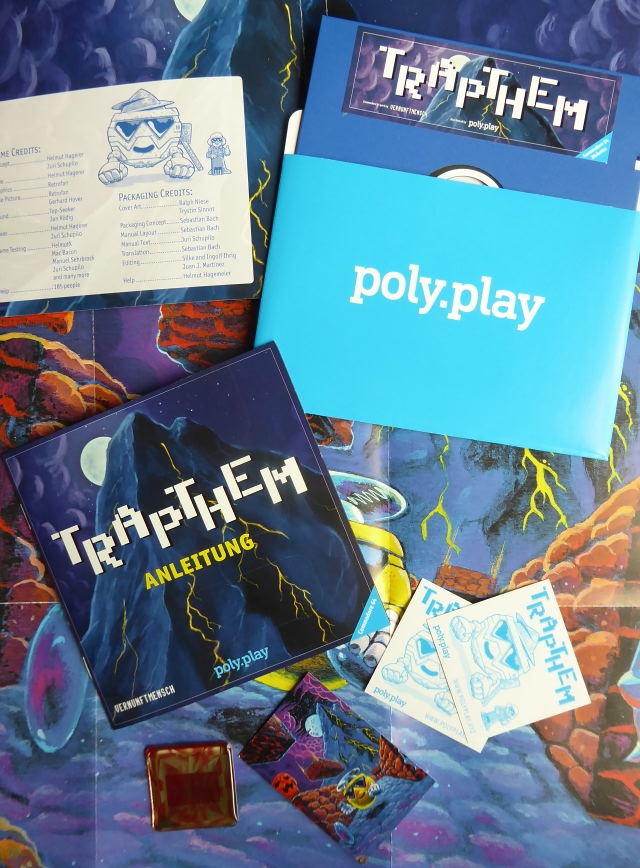 PolyPlay TrapThem64 unboxed